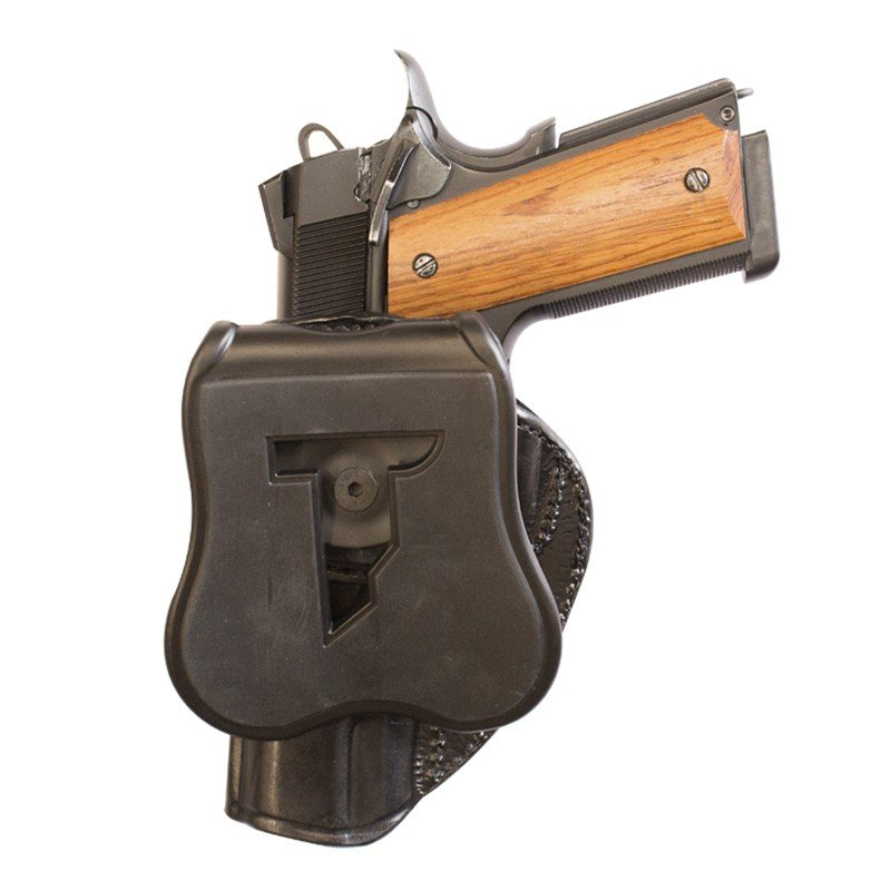 PD3R - ROTATING OPEN TOP PADDLE HOLSTER