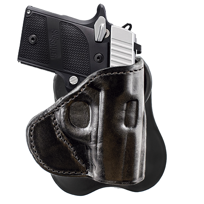 PD2R - ROTATING QUICK DRAW PADDLE HOLSTER