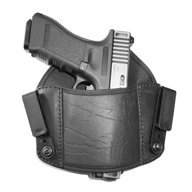 TWHS-DC - Eco Leather Dual Clip Holster