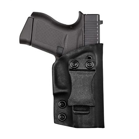 DTR - Disruptor - Kydex Inside the waist holster.