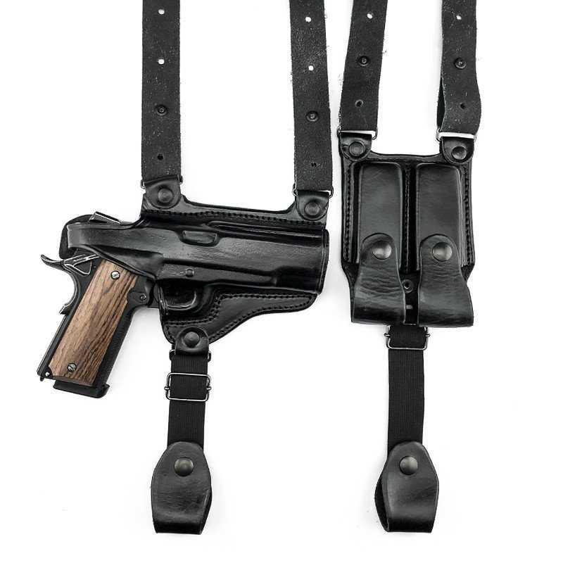 SH4 - Leather Shoulder Holster