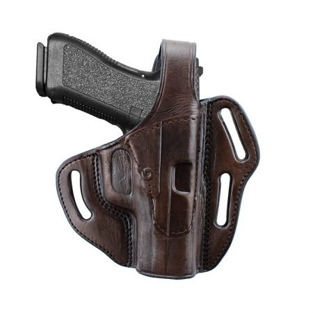 TX-3SLOTS-TB - TX-1836 Two way Thumb Break belt Holster