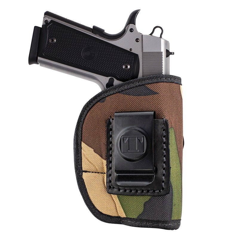 NIPH4-CAMO - Camo-Nylon 4-IN-1 Open Top Holster