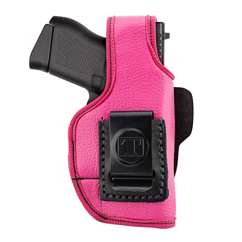 TWHS-HR4-PINK - THE PINK 4-IN-1 Holster with Thumb Break