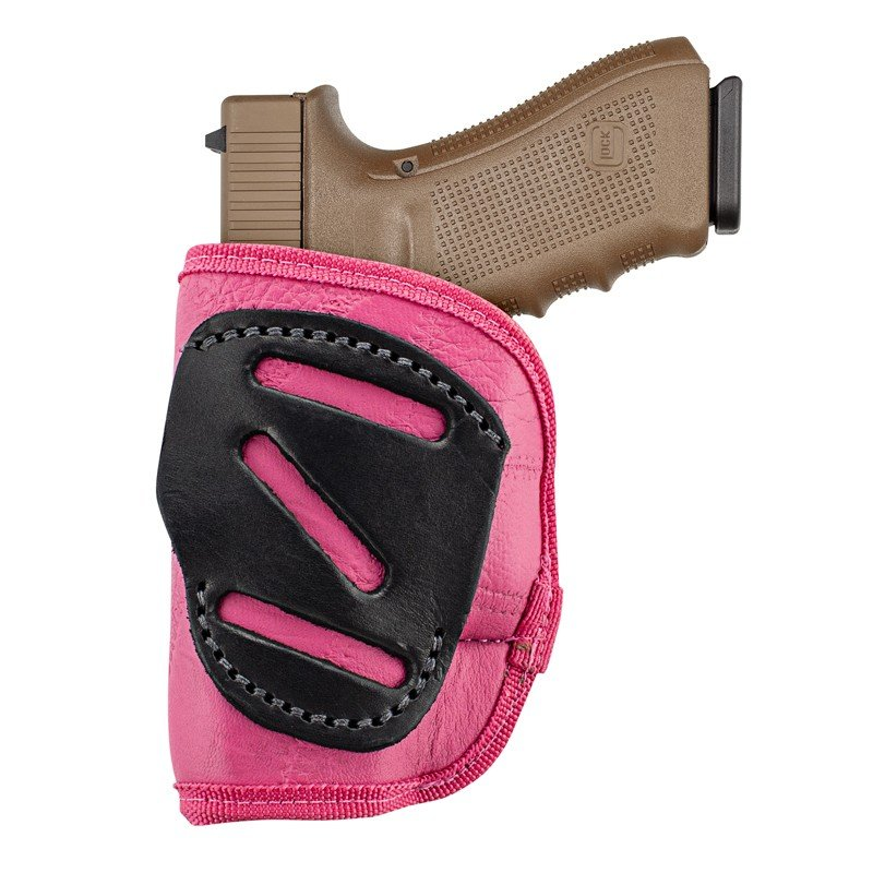 TWHS-H4-PINK - THE PINK 4-IN-1 Open Top Holster